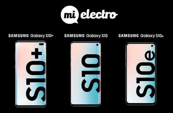 Ofertas de MiElectro, Samsung