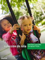 Ofertas de United Colors Of Benetton, Colección Niña