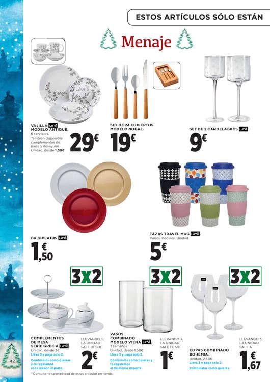 Comprar vajillas ofertas y tiendas ofertia for Catalogo de vajillas