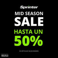 Mid Season Sale - hasta un 50%