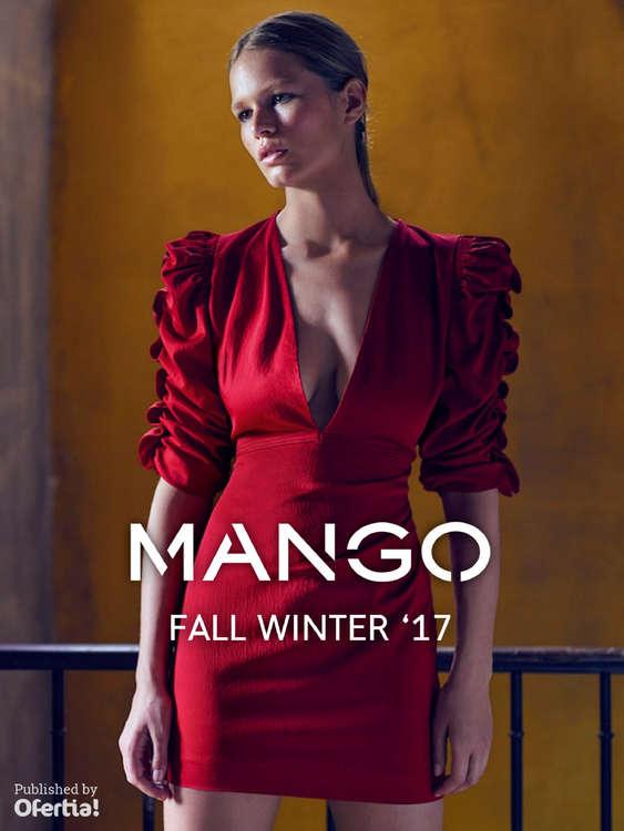 Ofertas de MANGO, Fall Winter '17