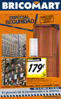Ofertas de Bricomart, Especial seguridad - Madrid