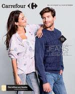 Ofertas de Carrefour, TEX: Jeans i esport