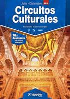 Ofertas de Viajes Tejedor, Circuitos Culturales Julio-Diciembre