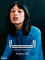 Ofertas de Adolfo Domínguez, Factory Girl
