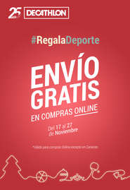 #RegalaDeporte