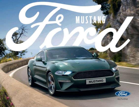 Ofertas de Ford, New Mustang