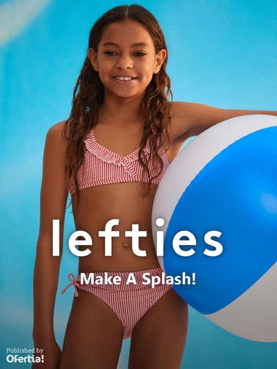 Ofertas de Lefties, Make a splash!