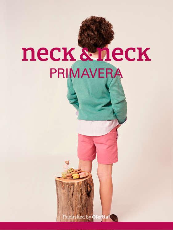 Ofertas de Neck&Neck, Colección Primavera