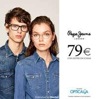 Pepe Jeans con lentes incluidas