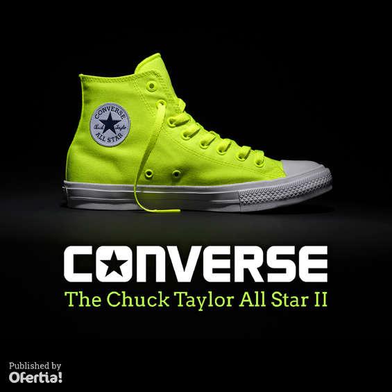 Ofertas de Converse, The Chuck Taylor All Star II