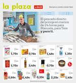 Ofertas de La Plaza de DIA, El pescado directo de la lonja en menos de 24 horas