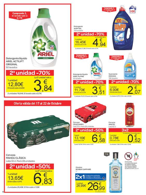 Ofertas de Carrefour, Más de 10,000 productos en promoción