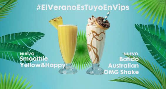 Ofertas de Vips, #ElVeranoEsTuyoEnVips
