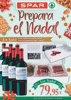 Ofertas de SPAR, Prepara el Nadal