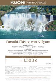 Oferta Canadá