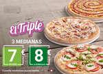 Ofertas de Telepizza, Promociones Telepizza