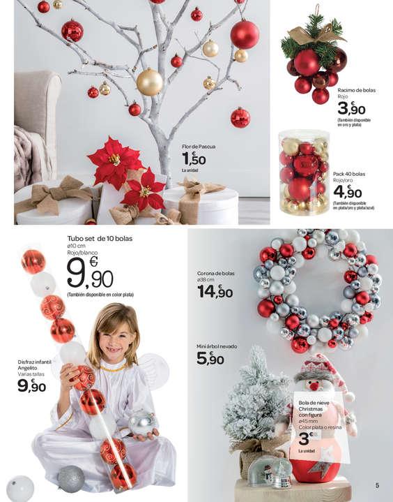 Ofertas de Carrefour, Eres Navideador si montas el árbol en noviembre