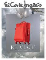 Ofertas de El Corte Inglés, Tu maleta y tú