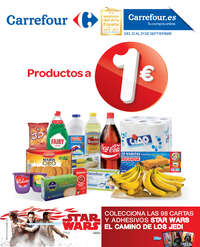 Productos a 1 €