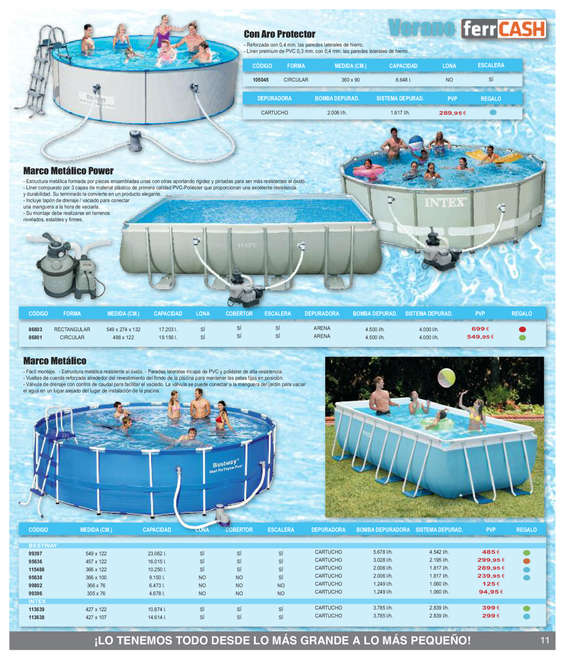 Comprar depuradora piscina ofertas y tiendas ofertia for Piscinas aki catalogo