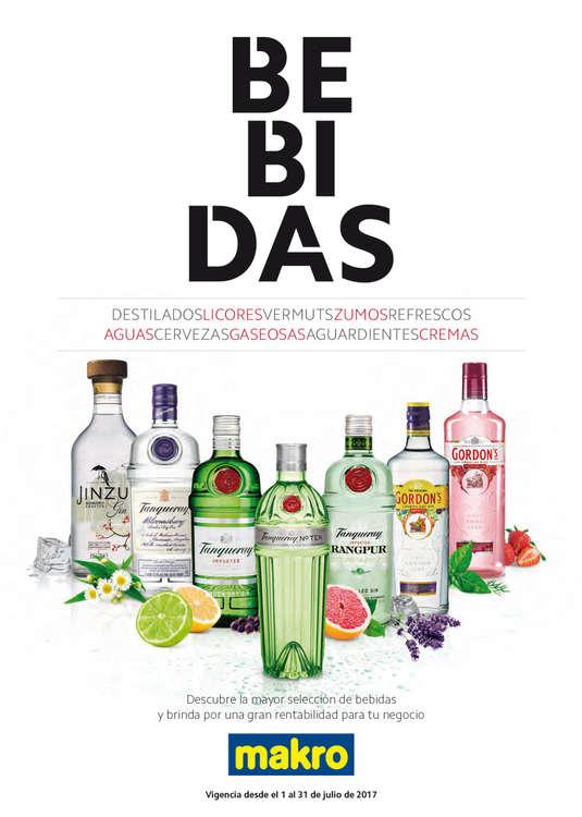 Ofertas de Makro, Bebidas