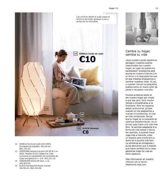 Ofertas de IKEA, Anual 2019