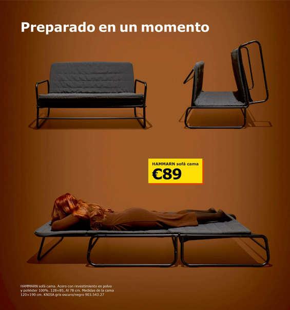 Ikea Sof Cama Ofertas Y Cat Logos Destacados Ofertia