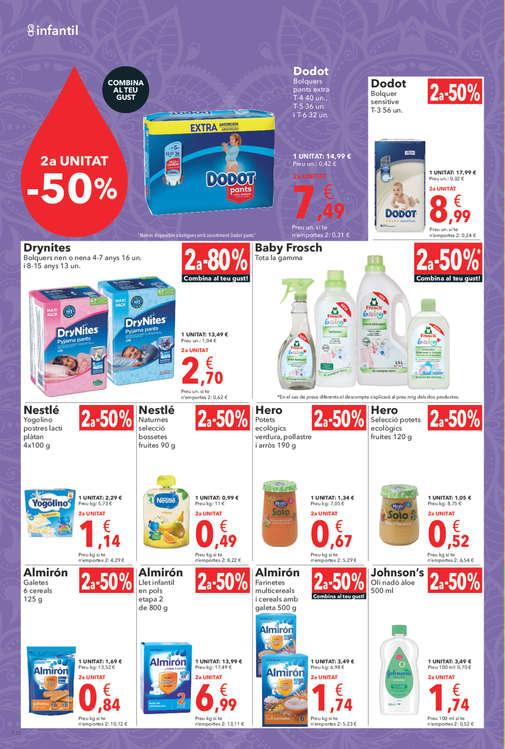 Ofertas de Clarel, Setmana dels desodorants