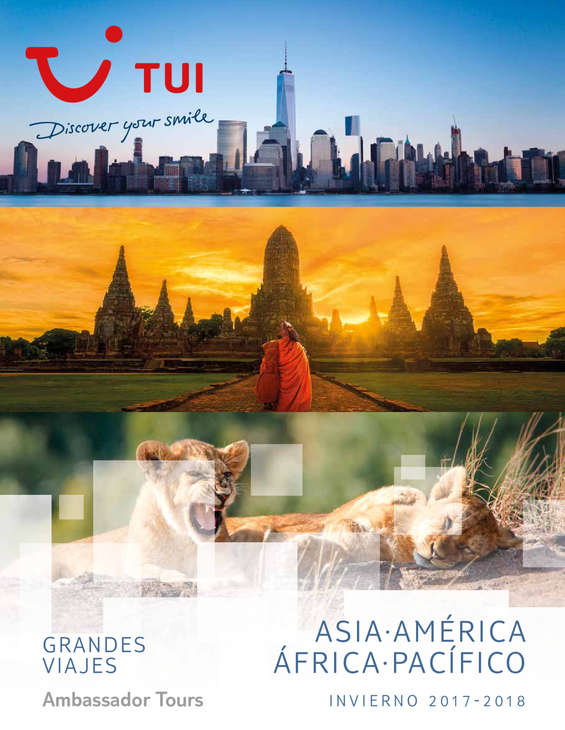 Ofertas de Viajes Cemo, Asia, América, África y Pacífico