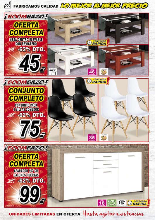 Comprar Mesas de comedor barato en Mislata - Ofertia