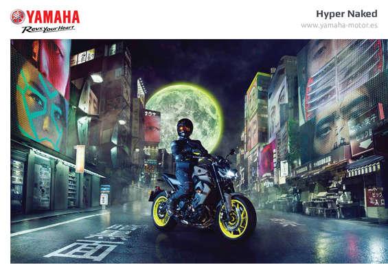 Ofertas de Yamaha, Hyper Naked