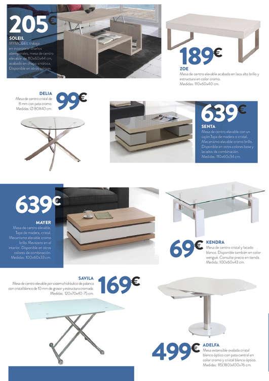 Comprar mesas elevable ofertas y tiendas ofertia - Avant haus catalogo ...