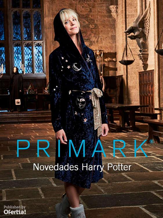 Ofertas de Primark, Novedades Harry Potter