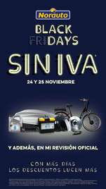 Black Fridays sin IVA