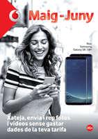 Ofertas de Vodafone, Maig - Juny