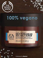 Ofertas de The Body Shop, 100% vegano