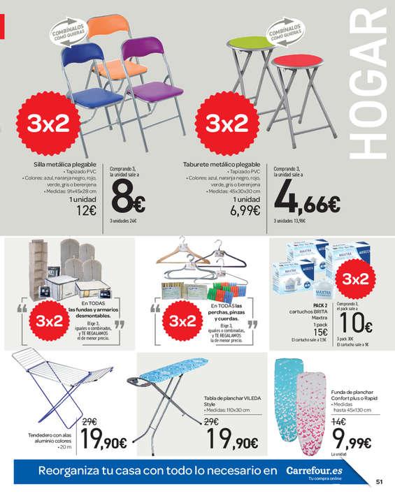 Carrefour muebles ofertas y cat logos destacados ofertia for Ofertas muebles carrefour