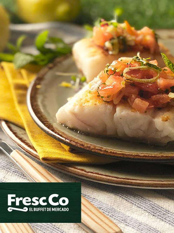 Ofertas de Fresc Co, El buffet de mercado