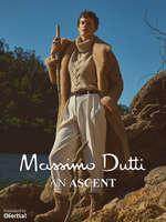 Ofertas de Massimo Dutti, An Ascent