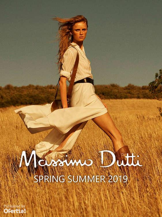 Ofertas de Massimo Dutti, Spring Summer 2019