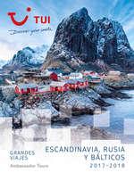 Ofertas de Linea Tours, Escandinavia, Rusia y Bálticos