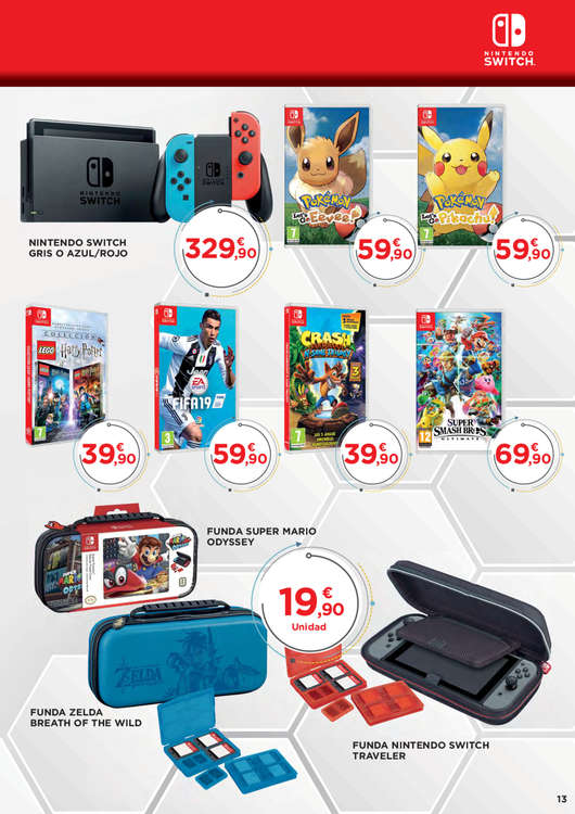 Comprar Juegos Nintendo Switch Barato En Sesena Ofertia