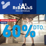 Ofertas de Intersport, Rebajas hasts 60%