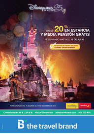 Hasta 20% en estancia y media pensión gratis