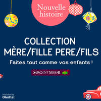 Collection Mère-Fille Pere-Fils