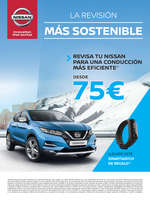 Ofertas de Nissan, La revisión más sostenible
