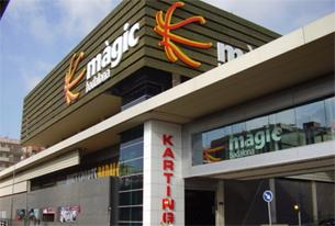 Centro Comercial Màgic Badalona